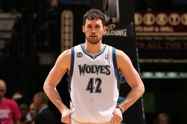 Blueprint for Lakers to Lure Kevin Love to Los Angeles