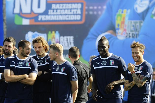 5 Most Important Players for Italy at the 2014 World Cup