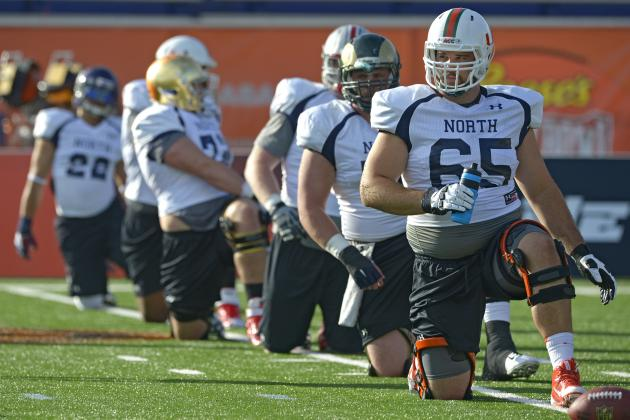 Carolina Panthers' Scouting Guide to the 2014 Senior Bowl