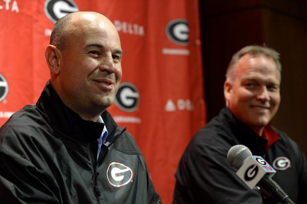 Breaking Down Georgia's Chances of Landing It's 5 National Signing Day Targets