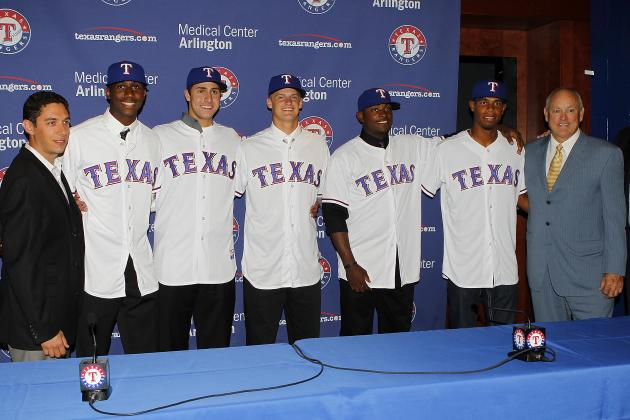 Ranking the 5 Most Underrated Prospects on the Texas Rangers