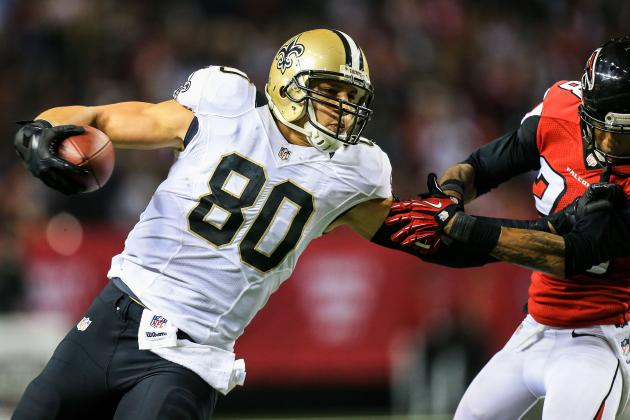 Fantasy Football: Early Ranking of Top 12 Tight Ends for 2014-15