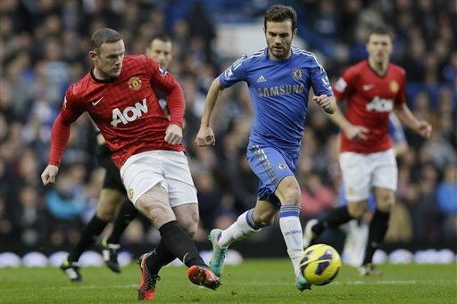 Paper News and Gossip: Man Utd Close in on Mata as Rooney Linked to Real Madrid