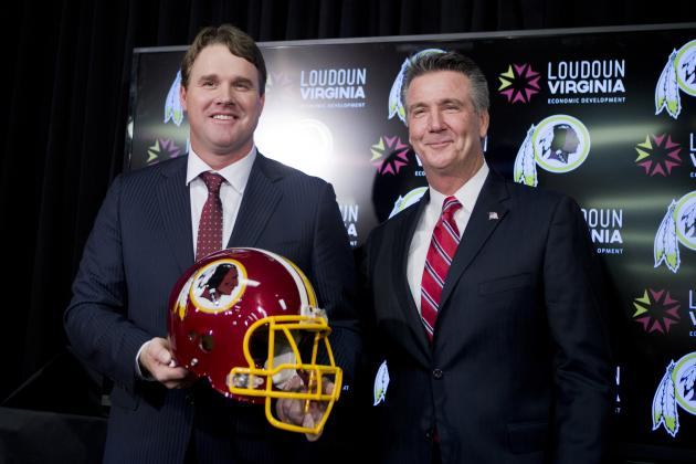 Ranking Washington Redskins' Top 6 Draft Needs