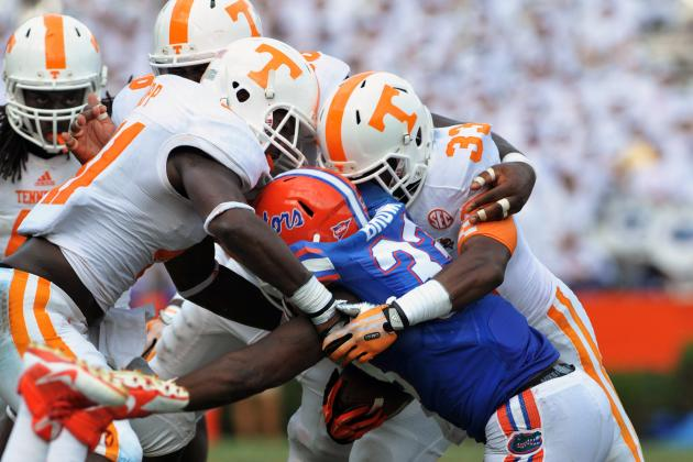 College Football 2014: Ranking the 50 Toughest Schedules