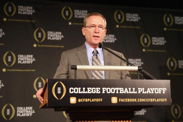 Bleacher Report's Way-Too-Early College Football Playoff Predictions