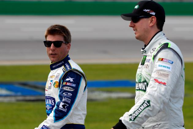 NASCAR Sprint Cup Drivers Facing a Make-or-Break 2014 Season