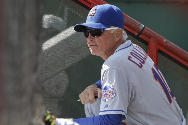 10 Mets Players Who Will Be Fighting for Roster Spots This Spring