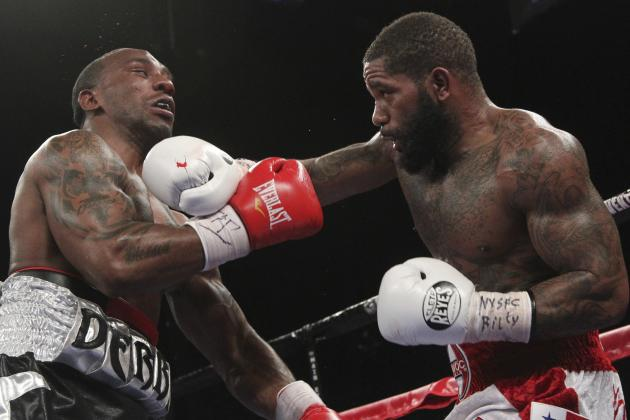 Curtis Stevens vs. Patrick Majewski: Preview, Prediction for Middleweight Bout