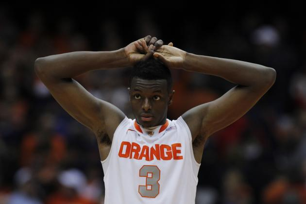 Syracuse Basketball: One Pressing Concern for Each Syracuse Starter