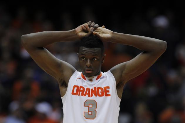 Syracuse Basketball: One Pressing Concern for Each Syracuse Starter