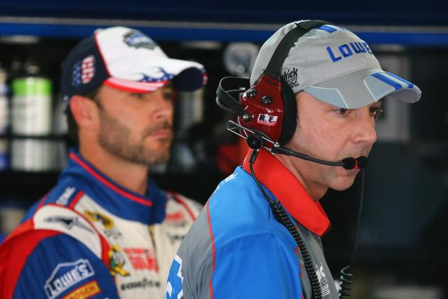 NASCAR Drivers Who Would Make the Best Crew Chiefs