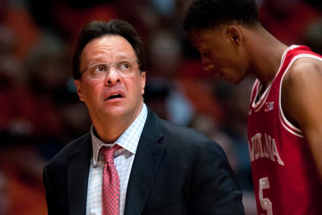 Indiana Basketball: 1 Pressing Concern for Each Hoosiers Starter