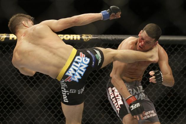 Bold Predictions for UFC on Fox 10: Can Josh Thomson Stay in the Title Picture?