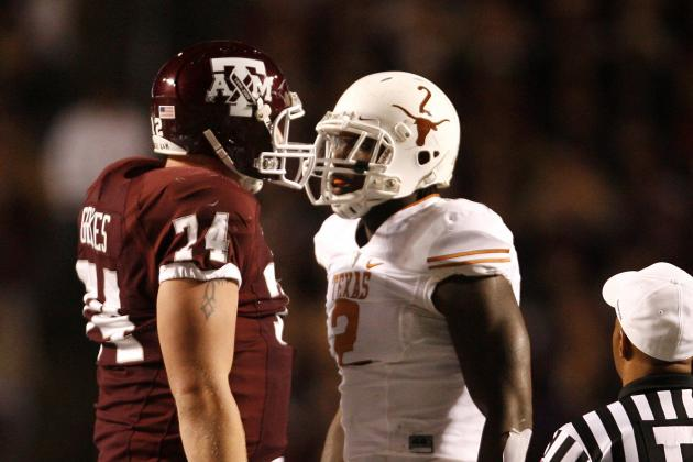 Texas vs. Texas A&M: Which Rival Will Finish with Better 2014 Recruiting Class?