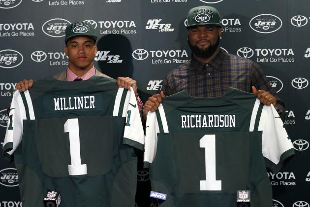 Ranking New York Jets' Top 4 Draft Needs