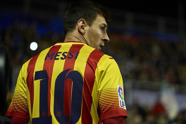 Lionel Messi and the 5 Most Significant False 9s in Football History