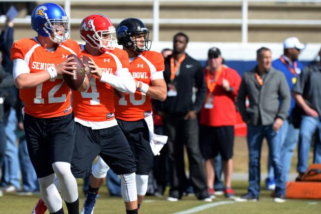 Oakland Raiders Scouting Guide to the 2014 Senior Bowl