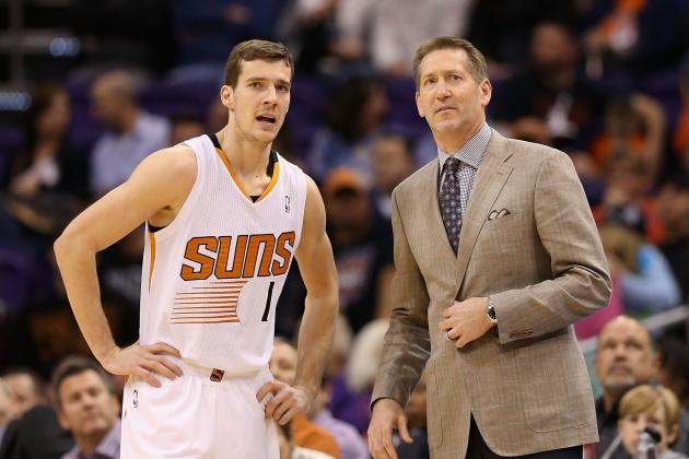 What We Learned About Phoenix Suns During Season's First Half