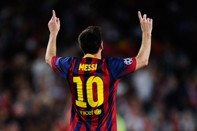 10 Highlights from Lionel Messi's 400 Games with Barcelona