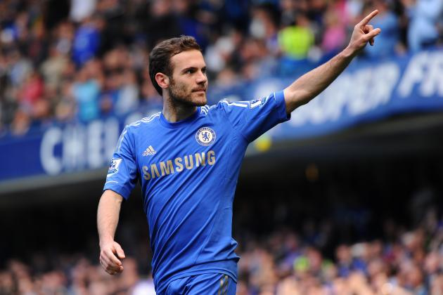 6 Reasons Why Signing Juan Mata Will Be Good News for Manchester United