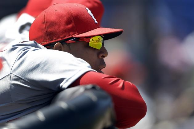 5 St. Louis Cardinals Players Who Will Be Fighting for Roster Spots This Spring
