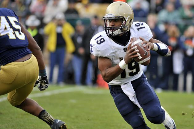 Notre Dame Football: Ranking the 2014 Opposing Quarterbacks