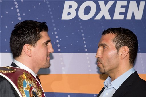 Marco Huck vs. Firat Arslan: Preview and Prediction for Title Fight