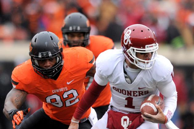 Power Ranking Potential Transfer Options for Ex-Oklahoma QB Kendal Thompson