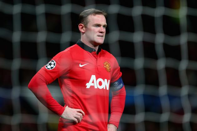 Power Ranking January's 20 Hottest Transfer Rumours: Wayne Rooney to Real Madrid