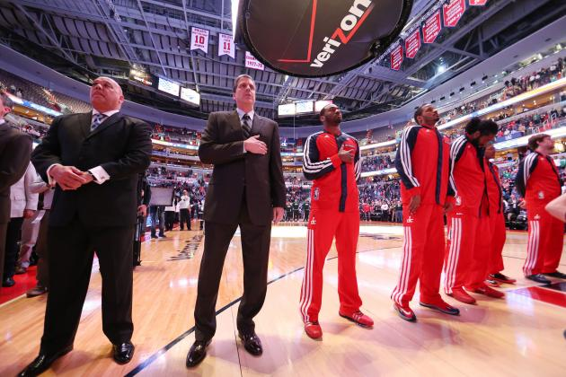 What We Learned About Washington Wizards During Season's 1st Half