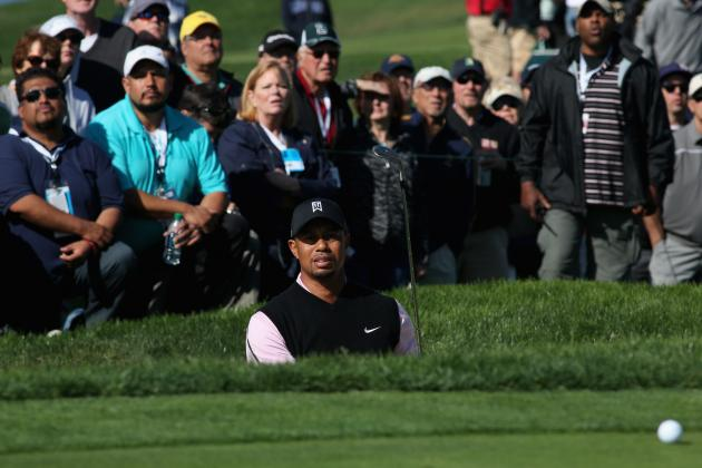 Tiger Woods Farmers Insurance Open 2014: Daily Scores and Leaderboard Analysis