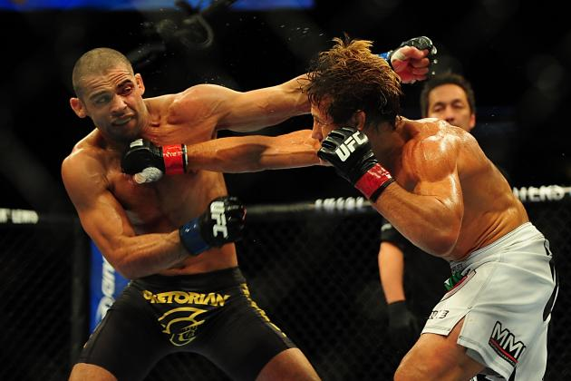 UFC on Fox 10 Results: 10 Burning Questions Heading into UFC 169