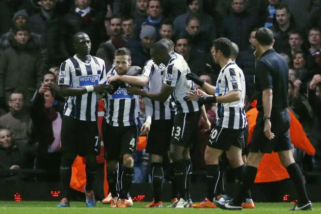 Grading Newcastle United's Transfer Targets