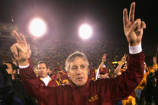 Best Pac-12 Football Recruiting Classes from BCS Era