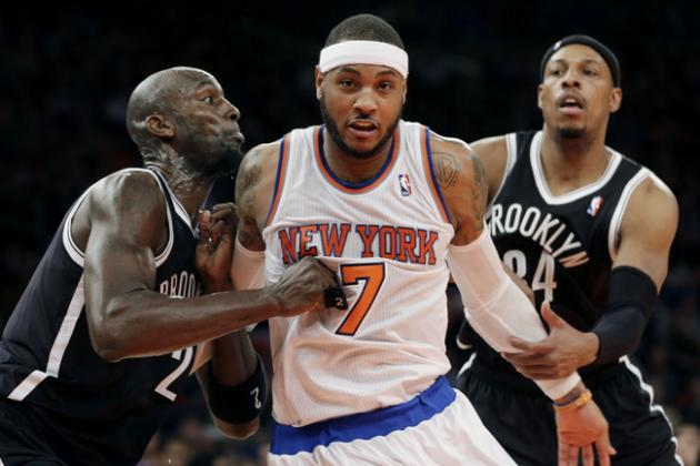 Biggest Areas of Concern for NY Knicks in 2nd Half of Season