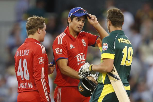 Lessons Learned from 4th ODI Between Australia and England at the WACA