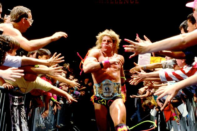 Ultimate Warrior's 5 Greatest Moments During WWE Career