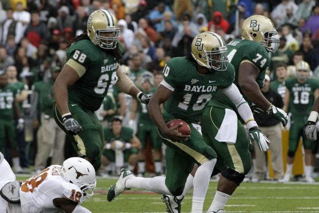 Big 12 Football: Underachieving, Overachieving Recruiting Classes of BCS Era