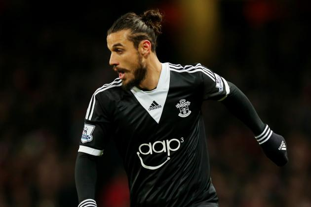 Dani Osvaldo and the Greatest Premier League Fighting Footballers