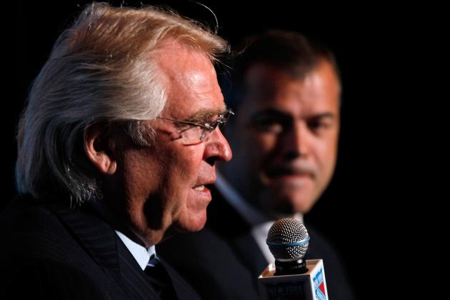 Tough Decisions New York Rangers' GM Glen Sather Must Make Before Olympic Break