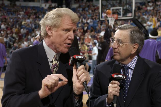 If Brent Musberger Leaves for SEC Network, Who Should Replace Him at ESPN?