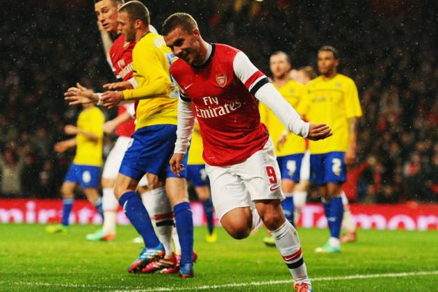 Arsenal vs. Coventry City: 6 Things We Learned from FA Cup 4th Round