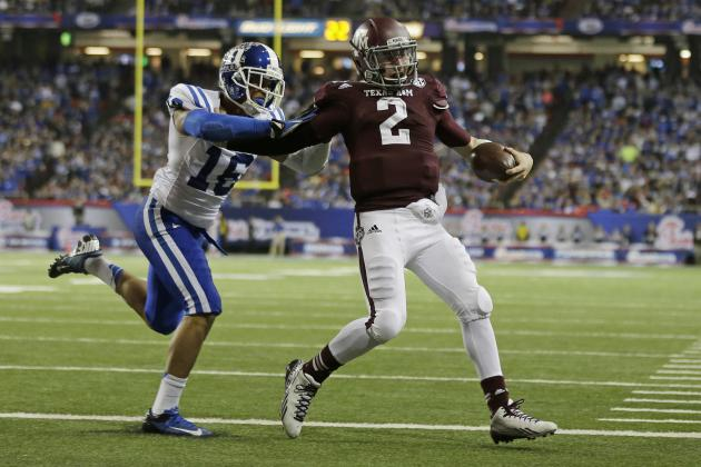 Texas A&M Football: Power Ranking the Aggies' Best Classes of the BCS Era