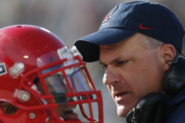 Arizona Football: Coach Rodriguez's Biggest National Signing Day Battles