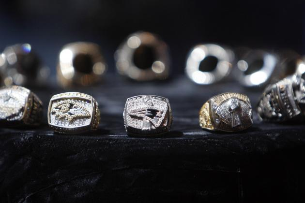 Super Bowl Rings: Breaking Down Coolest Championship Rings of the Past 47 Years