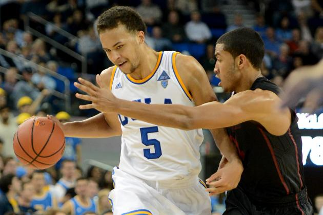 UCLA Basketball: The Bruins' 5 Toughest Remaining Pac-12 Challenges