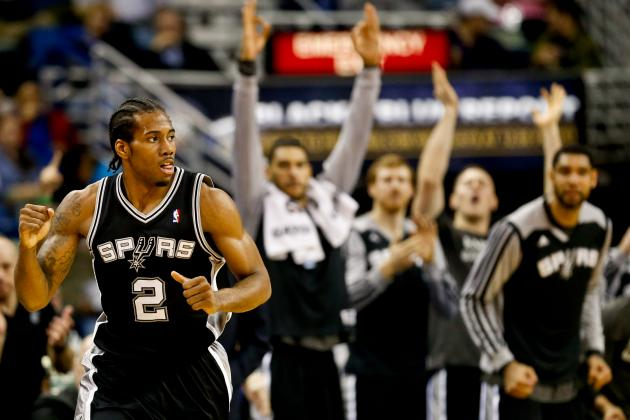 What We Learned About San Antonio Spurs During Season's First Half