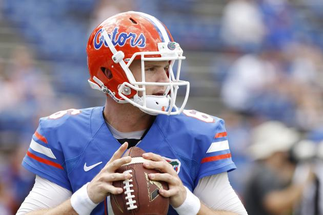 Florida Gators: 5 Key Players to Improving the Offense During the 2014 Season