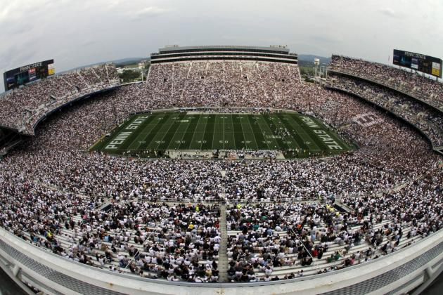 Penn State Football: Power Ranking Nittany Lions' 5 Best Classes of the BCS Era